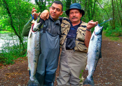 Salmones Ximonde 24 de mayo